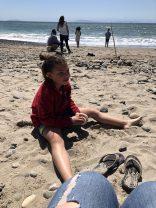 Beach Ca with G
