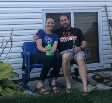 Aaron & Katie The Coolest