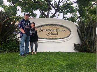 Last day of school for my kiddos